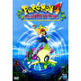 Dvd Pokémon 4 Viajantes Do Tempo - Original - Novo - Lacrado