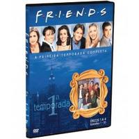 Dvd O Melhor De Friends - Os Cinco Melhores Episódios