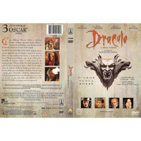 Dvd Dracula, De Bram Stoker, Gary Oldman, Terror, Original