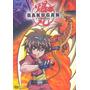 Dvd Box Bakugan 1ª Temporada (dvd Duplo) Novo Lacrado