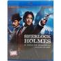 Sherlock Holmes O Jogo De Sombras Filme Blu-ray