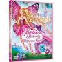 Barbie Desenho Filme Butterfly E Princesa Fairy Dvd Original