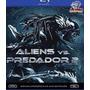 Filme Blu-ray - Alien Vs Predador 2 - Lacrado