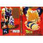 Dvd Lacrado Dragon Ball Z Os Rivais Mais Poderosos