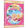 Dvd Barbie Em Vida De Sereia 2 - Original - Novo - Lacrado