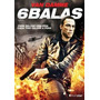 Dvd 6 Balas-jean Claude Van Damme