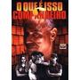 Dvd - O Que É Isso Companheiro - Bruno Barreto - Lacrado