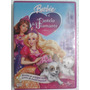 Dvd Barbie - E O Castelo De Diamante