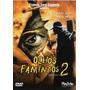 Dvd Original: Olhos Famintos 2 - Raro Nacional Novo Lacrado