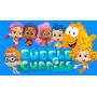 Dvd Bubble Guppies - Dublado (nick Jr.).