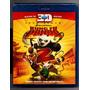Blu-ray - 3d Kung Fu Panda 2 - Novo Lacrado - Frete Gratis