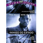 Dvd Inimigo Do Estado Will Smith Original Buena Vista Novo