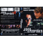 Filme Em Dvd Original Jogo De Espiões Seminovo Brad Pitt