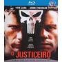 Filme Blu-ray - O Justiceiro - Lacrado