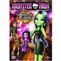 Dvd Monster High - Monster Fusion - Novo Original, Lacrado