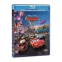 Carros 2 - Dvd/cópia Digital/blu-ray Duplo- Combo 4 Discos