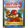 Alvin E Os Esquilos 3 Dvd Lacrado Original