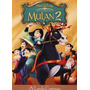 Dvd Mulan 2 Disney (novo Original Lacrado De Fábrica)