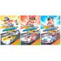 Coleção Race - Tin Flash & Dash 3 Dvds Corrida Originais