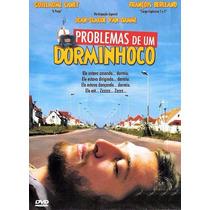 Dvd Problemas De Um Dorminhoco - Part. Esp. De Van Damme