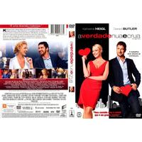 Dvd A Verdade Nua E Crua, Gerard Butler, Comédia, Original