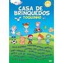Dvd Casa De Brinquedos Novo Orig Musical Toquinho Chico Buar