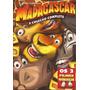 Madagascar Trilogia - 3 Dvds - Dublado - Novo - Lacrado