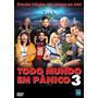 Dvd Original - Todo Mundo Em Pânico 3 - Oferta!