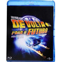De Volta Para O Futuro - Trilogia Blu Ray Original Lacrada