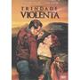 Dvd - Trindade Violenta - Charlton Heston - Lacrado