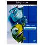 Dvd Lacrado Monstros S.a. Disney Pixar Classicos