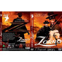 Box Digipac Zorro - 2º Temporada 5 Dvds Original Dublado