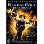 Resident Evil 4 - Recomeço - Dvd Novo Original Lacrado