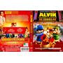 Dvd Alvin E Os Esquilos 2, Animação / Comédia, Original