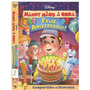 Dvd Manny Maos A Obra Feliz Aniversario/original /usado