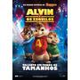 Dvd Original - Alvin E Os Esquilos