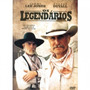 Dvd Os Legendários - Tommy Lee Jones Robert Duvall - Lacrado