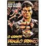 Dvd O Grande Dragão Branco - Jean Claude Van Dame - Lacrado