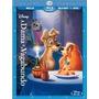 Dama E O Vagabundo, A - Blu Ray + Dvd, Dub/leg, C/luva