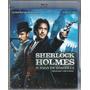 059 Fdv- 2011 Dvd Filme Sherlock Holmes Blu-ray Ação- O Jogo