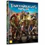 Dvd Tartarugas Ninja - Original - Novo - Lacrado