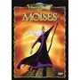 Moises - Coleção Biblia Para Criancas (dvd Original)