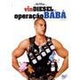 Operação Babá - Comédia Vin Diesel Dvd Novo Original Lacrado