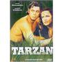 Dvd Tarzan O Filho Das Selvas - Lacrado - Preto E Branco