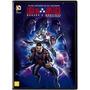 Dvd Liga Da Justiça - Deuses E Monstros - Original - Lacrado