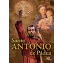 Dvd - Santo Antônio De Pádua (99 Min.)