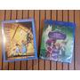 Coleção Disney Peter Pan 1 E 2 Edição Diamante Luva Lacrado