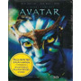 Avatar Combo Bluray 3d + 2d + Dvd Original Lacrado