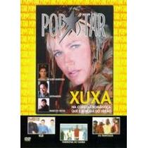 Dvd Original Do Filme Xuxa Pop Star [lacrado]