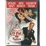 Dvd O Pai Da Noiva (1950) Elizabeth Taylor Novo/lacrado